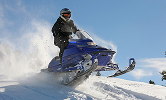California Snowmobile Laws & Safety Tips